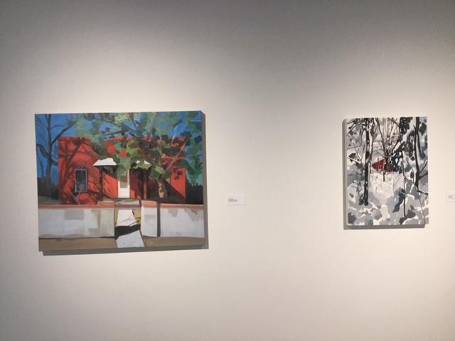 Missoula Art Gallery, Missoula, Montana, 2015