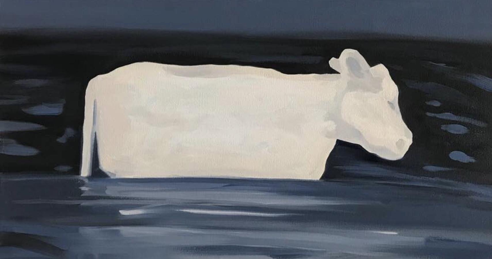 Night Cow