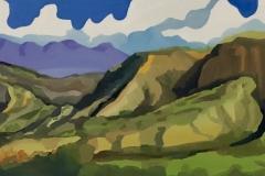 The Mescal Mountains